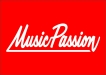 Logo Music Passion Rouge ORI